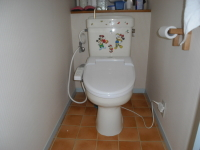 トイレ施工例ー前